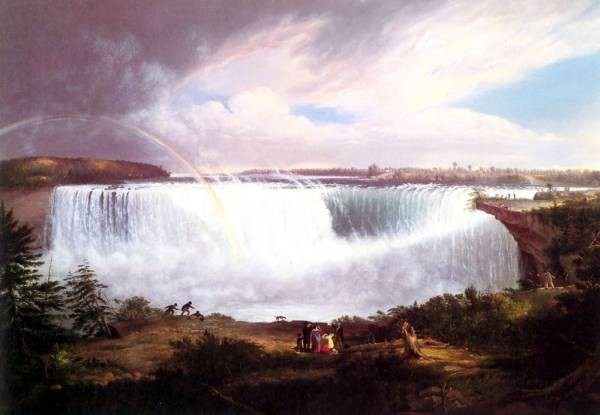 The Great Horseshoe Falls